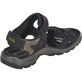 ECCO Offroad Sandals Men black/mole/black
